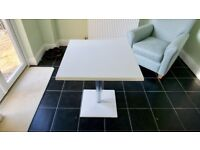 White High Gloss Table