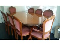 Dining Room Table - FREE - available for pick up ASAP