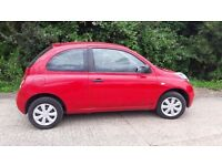 NISSAN MICRA 1.2 .. 2010..59 K WITH HISTORY