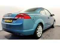 2007   Ford Focus 2.0 CC   Leather   Sensors   Convertible   Cruise