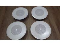 Jamo Speakers x4