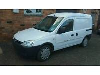 Vauxhall combo 1.3 and 1.7 diesel breaking for parts