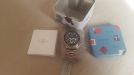 BRAND NEW (with tag) FOSSIL watch