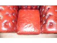 Chesterfield armchair x 2. Fantastic condition.