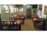Thai Chef/couple required to run kitchen. Surrey, South london border.