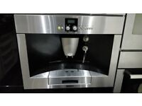 Bosch TKN68E750B built in automatic coffee machine