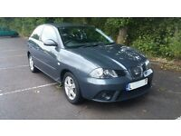 SEAT IBIZA 1.2 PETROL 3DOOR REF SPORT, GREY, Low INSURANCE, Low running cost, Drives well, AIR CON,