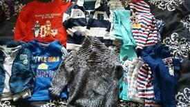 Boys clothing bundle 9-12 months