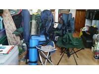 Camping gear job lot
