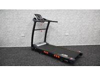 JLL S400 Folding Treadmill - Ex Showroom