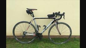 Raleigh sp comp 56cm full carbon
