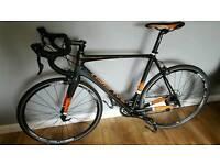 Raleigh Carbon Road Bike