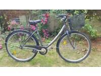B'Twin Elops City Bike