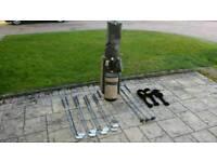 Golf clubs Prosimmon Graphite