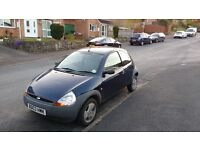 Ford KA, non starter, spares and repairs