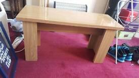 Coffee table (sturdy)