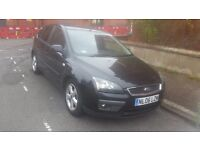 Ford focus 1.6 06 plate nearly full mot may part ex swap sell