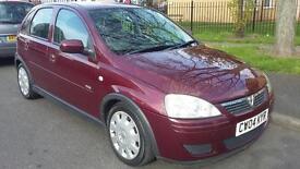 Vauxhall Corsa full automatic