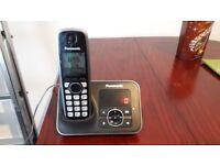 Panasonic Landline Phone and Answer Machine £17