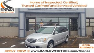 2012 Chrysler Town & Country Touring (MASSIVE BLOWOUT)