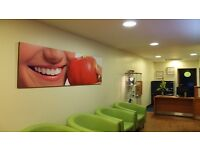 Full Time Dental Nurse/Receptionist Required for Dynamic Dental Team!