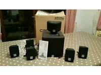 Home cinema surround speaker system Creative Labs Inspire 6.1 - 6700