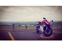 Yamaha YZF-R125 2015 ABS V-LOW MILEAGE Lots of Extras (NOT CBR125, WR125, CBF125, RS125, RS4, RC125)