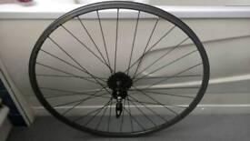Rear back wheel Mavic & Campagnolo 700c