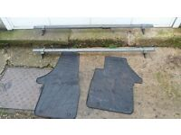 VW Transporter Roof bars x 2 2003 onward