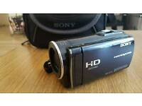 Sony HDR CX115 camcorder