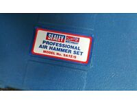 air power hammer chisel set