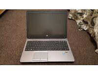 HP ProBook 650 G1 Core i5-4210M 4GB 500GB DVD/RW Windows 8.1 Pro Laptop