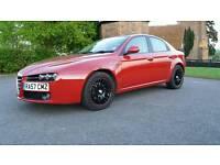 2008 Alfa Romeo 159 Lusso JTD M mot March 2018