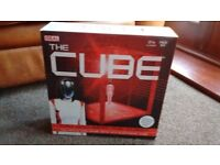 The cube - electronic board game