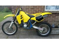 1989 or 1990 rm or rmx 250