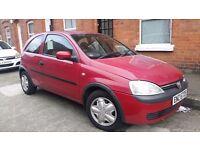 Vauxhall Corsa 490£