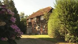 Private First Floor Country Barn Conversion in South Godstone