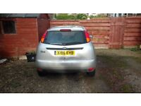 Ford focus 5 month MOT 350ono runs fine