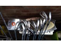 Used gilf clubs ..full set