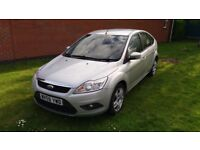 FORD FOCUS 1.6 TDCI 2009 59 FACELIFT, £20 ROAD TAX