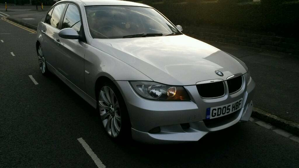 BMW 320i AC Schnitzer Front M Sport Features. Manaul Petrol Service History