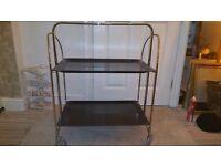 For sale very rare gerlinol 1950s tea trolley