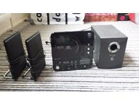 Stereo with sub woofer