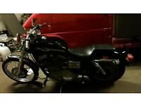 Harley sportstar Ltd edition