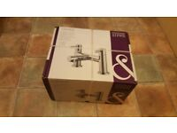 basin tap for sale and bath tap both brand new