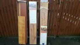 Laminated Floorboards. 2 full packs + extra