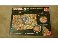 Excellent condition wasjig puzzle