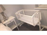 Swinging Crib Mothercare