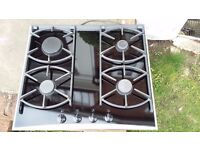 NEFF 4 ring gas hob - very good condition