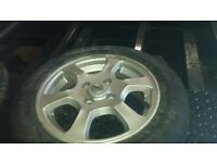 Nissan micra sport alloy wheels